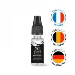 Booster nicotine - Fiber Freaks