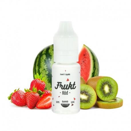 Röd  - Frukt